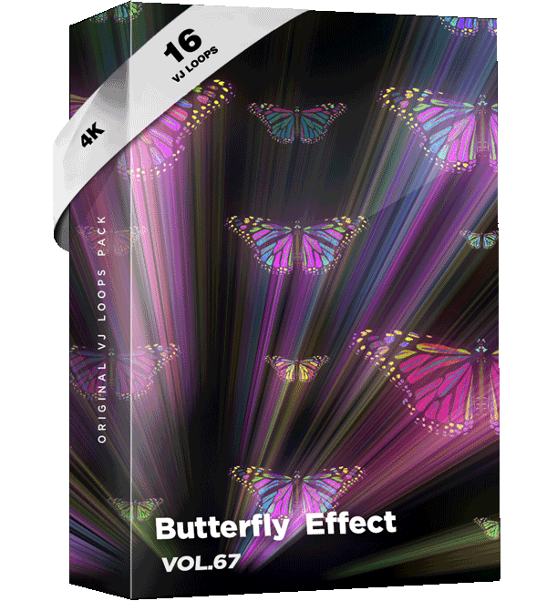VJ-Loops-Pack-4K-Butterfly-Effect-Collection