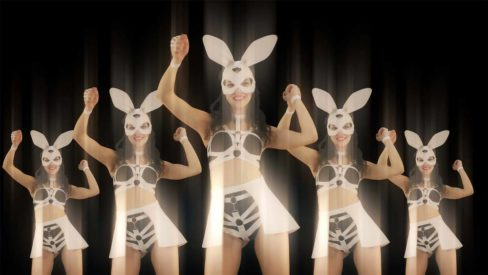 Bunny_Dancing_Girls-Vj-Loops-pack-Video-Footage