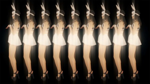Playboy Girls Visuals art
