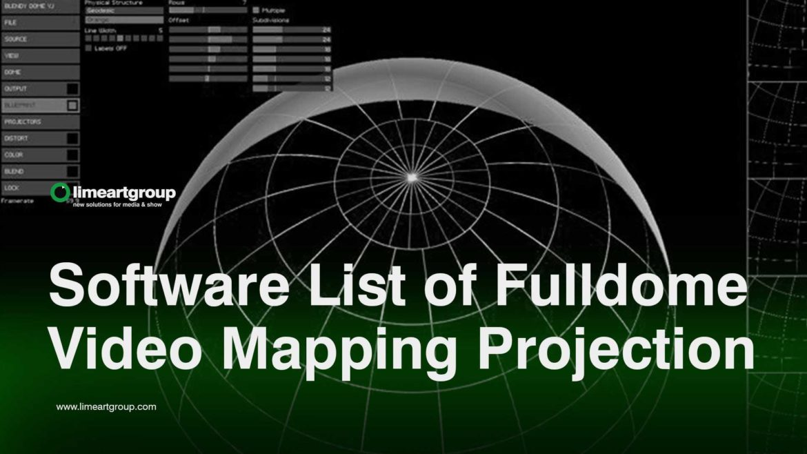 Fulldome Software