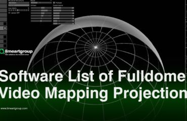 Software List of Fulldome Video Mapping Projection-min
