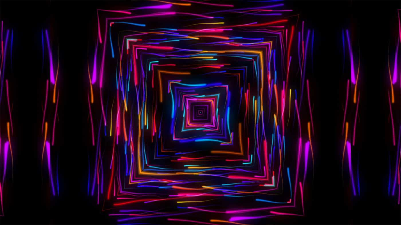 Colorful VJ Loops
