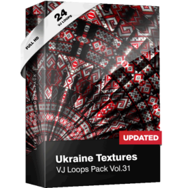 Ukraine-Texture-VJ-Loops-Pack