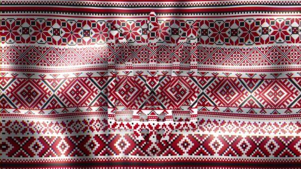 Ukraine_Ornament_Texture_Video_Art_Vj_Loop