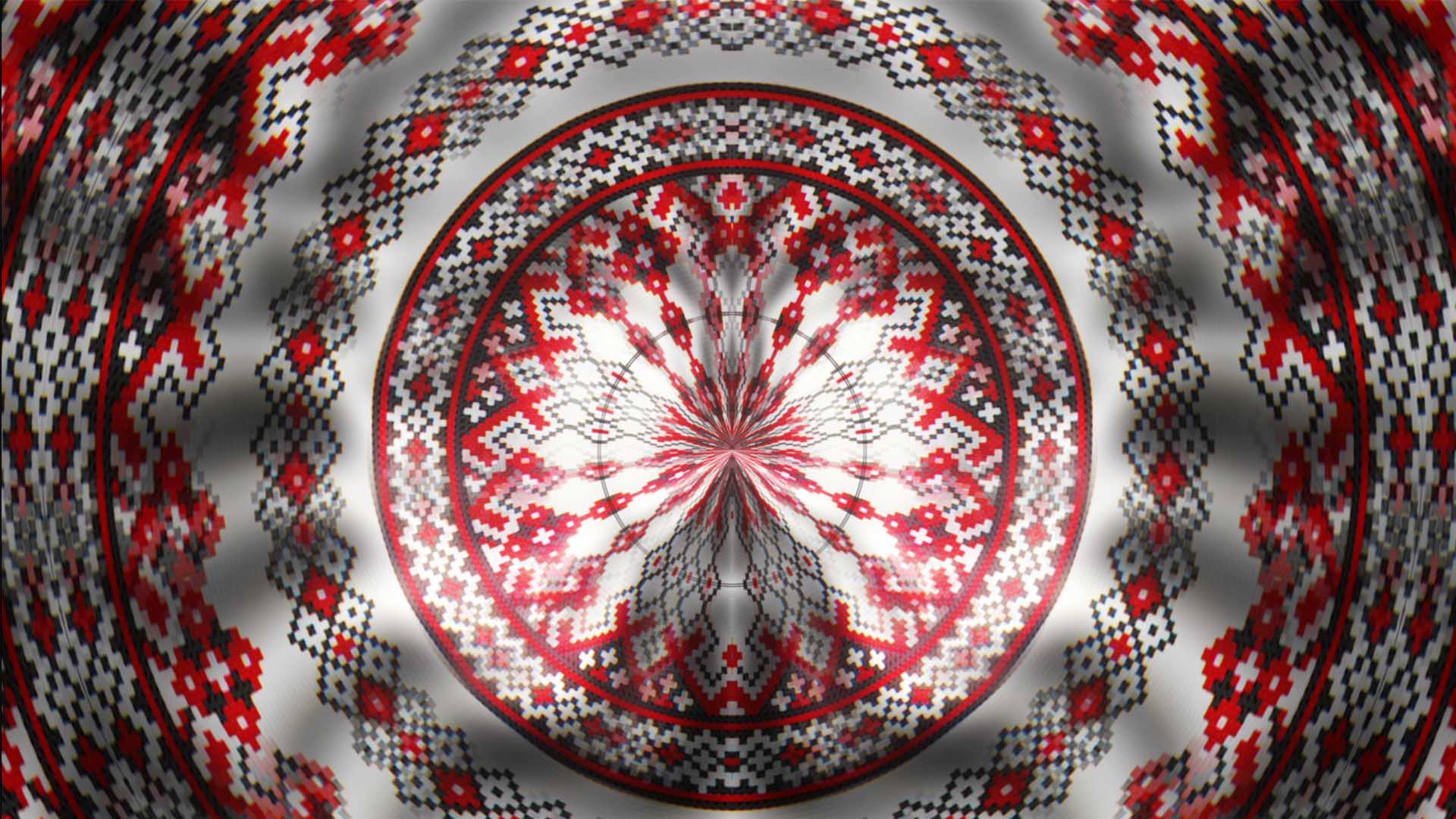 Ukraine texture motion background