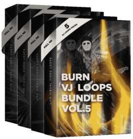 Burn-Vj-Loops-Bundle