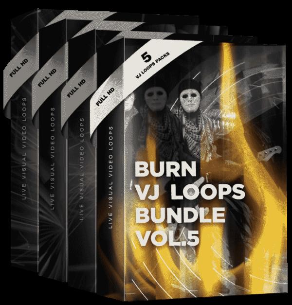 Burn-Vj-Loops-Bundle