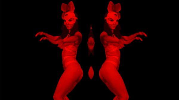 Frau_Rabbit_Girl_Woman_Dancing_Go_Go_Dance_Video_Footage_VJ_Loop_Layer_2