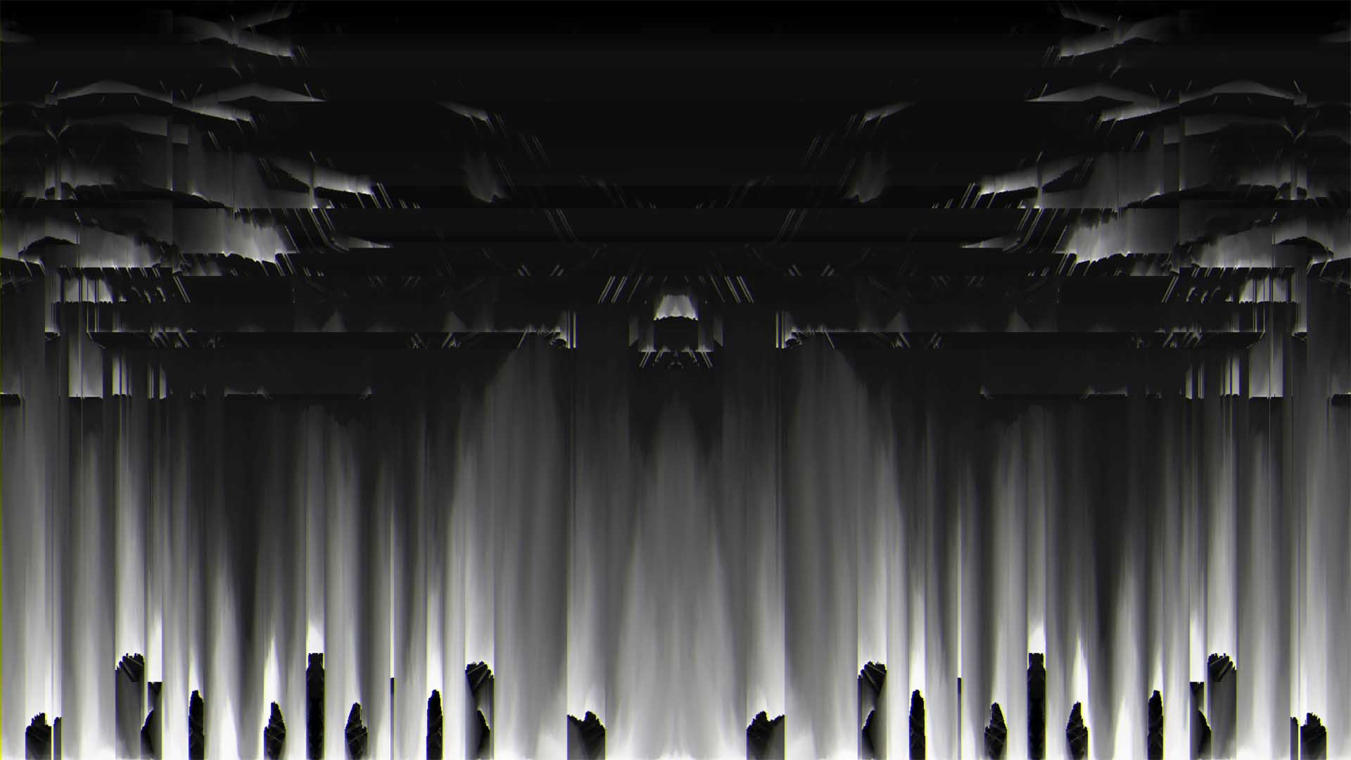 glitch backgrounds video