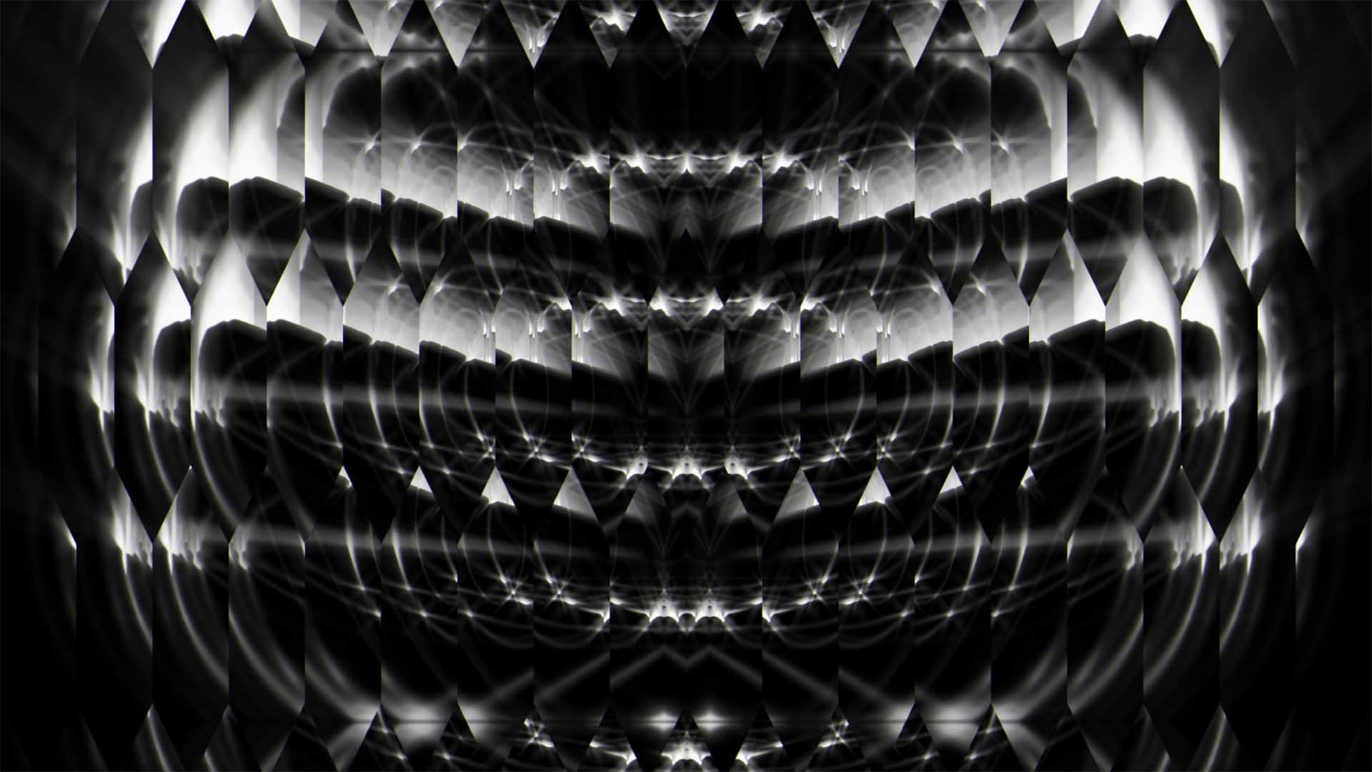glitch video wallpaper