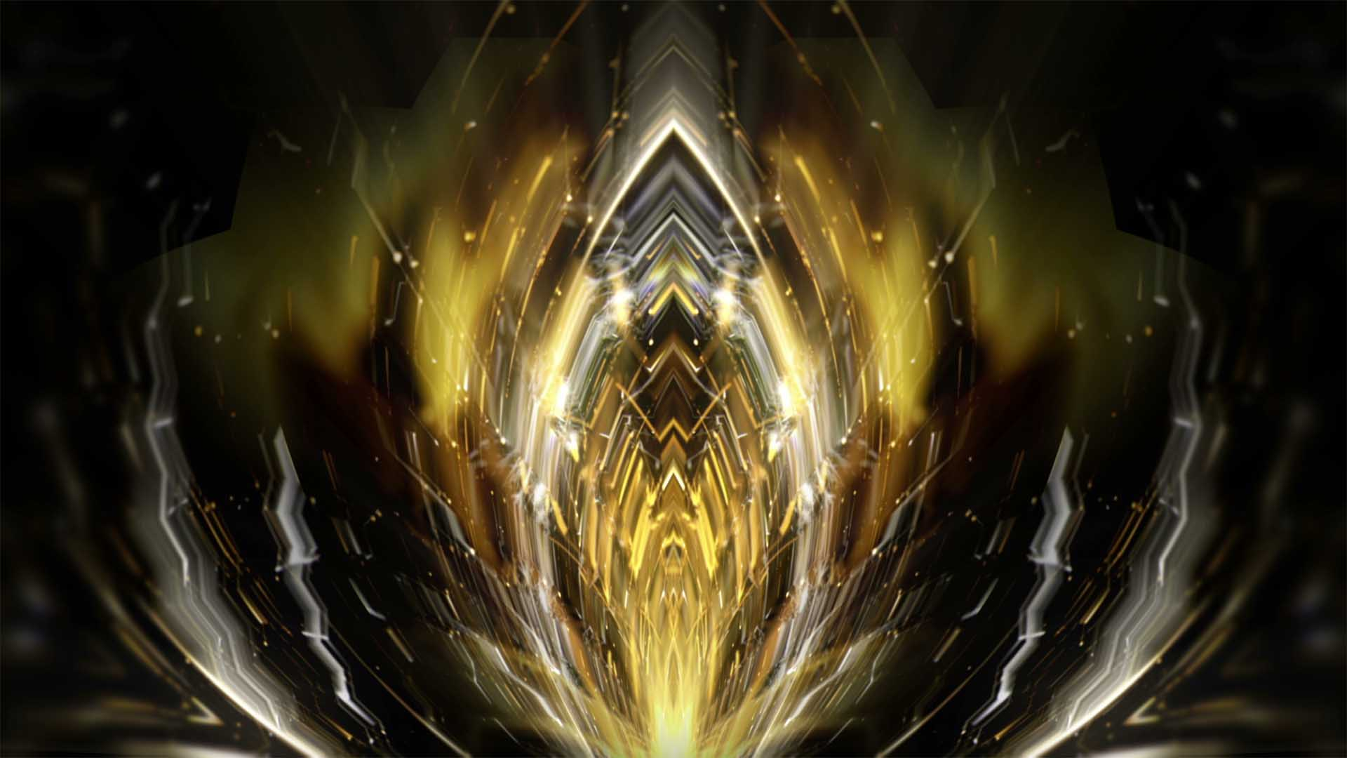 abstract vj loops