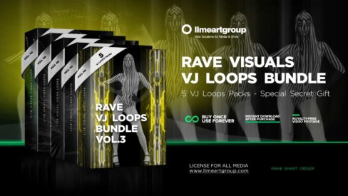 Rave-Visuals-VJ-Loops-Bundle
