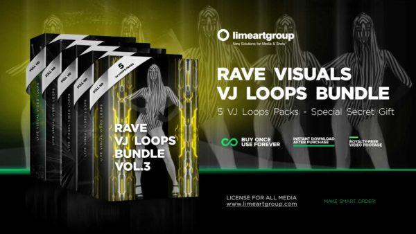 Rave-Visuals-VJ-Loops-Bundle