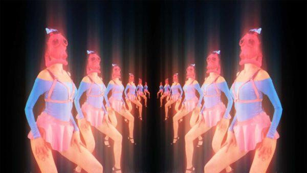 Rave_Go_Go_Girls_marching_Video_Art_Video_Footage_Vj_Loop_Layer_315