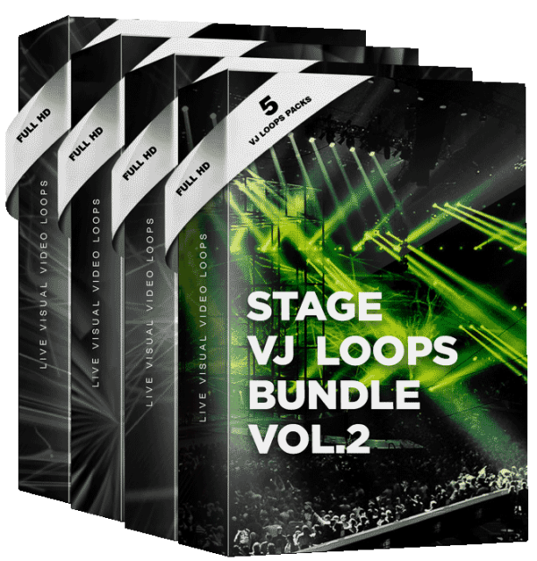 Vj-Loops-Bundle-Stage-Vol2