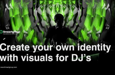 Visuals-Dj motion background for dj's