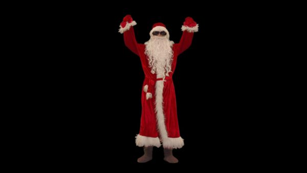 Santa_Claus-Dancing_man_isolated_on_black_background_video_art_4K_looped_video_footage6