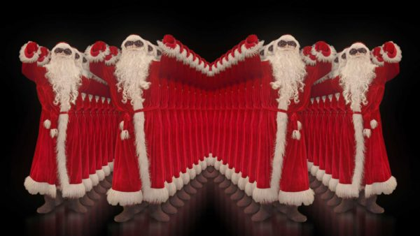 Santa_Claus-Dancing_man_isolated_on_black_background_video_art_4K_looped_video_footage4