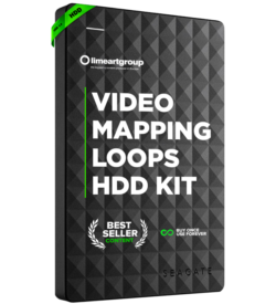 Videomapping-loops-hdd-kit