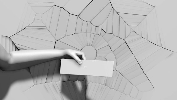 3D Mapping Loops Hand Signs