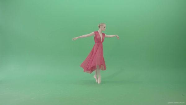 Green Screen Footage Dance