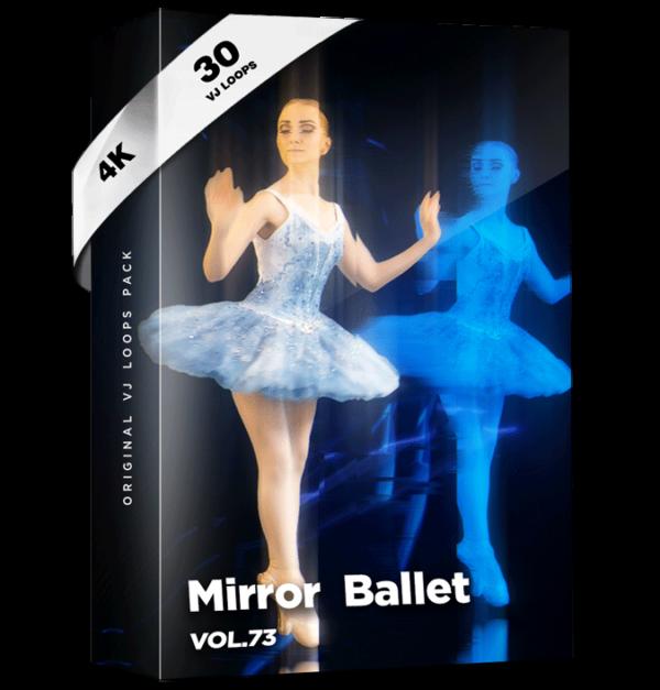 Ballet vj loops