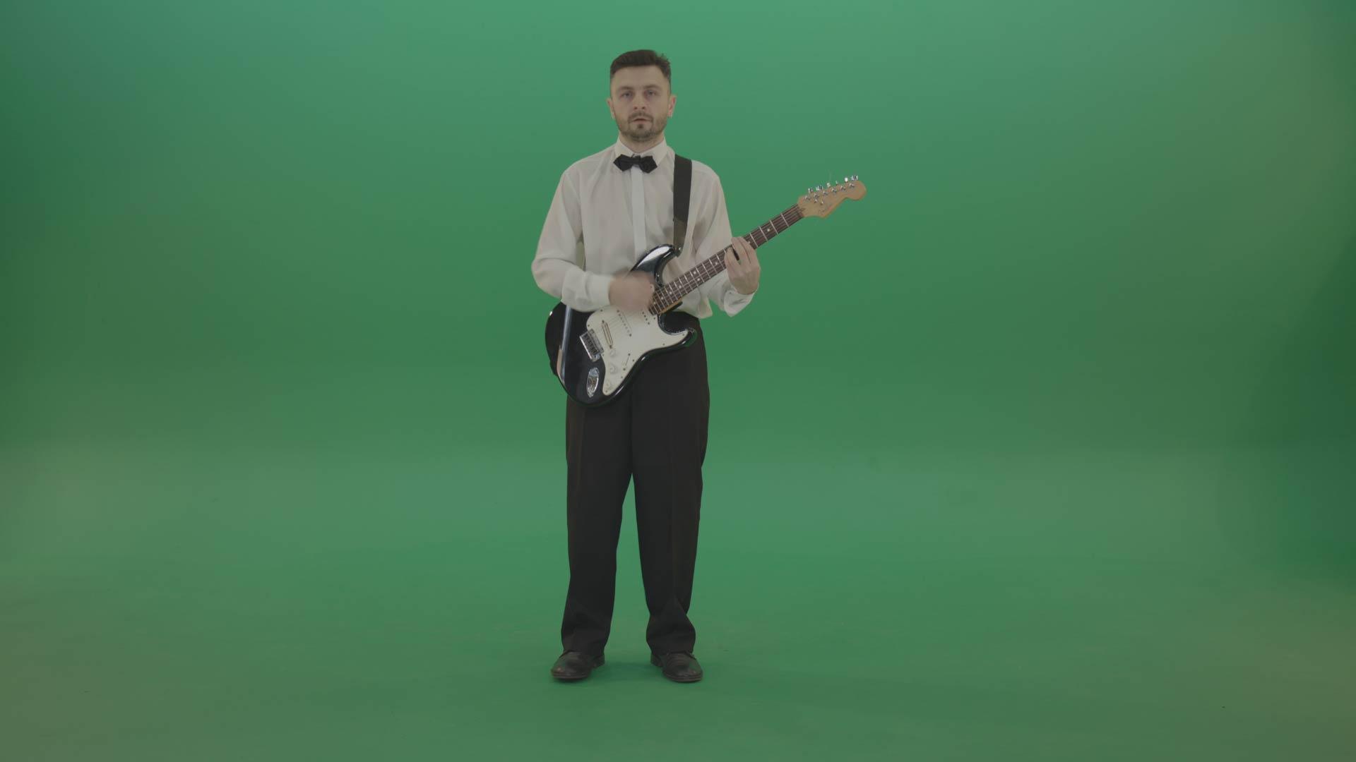 music-artists-green-screen-video-footage
