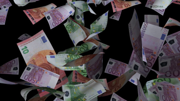 money rainfall vj loops pack