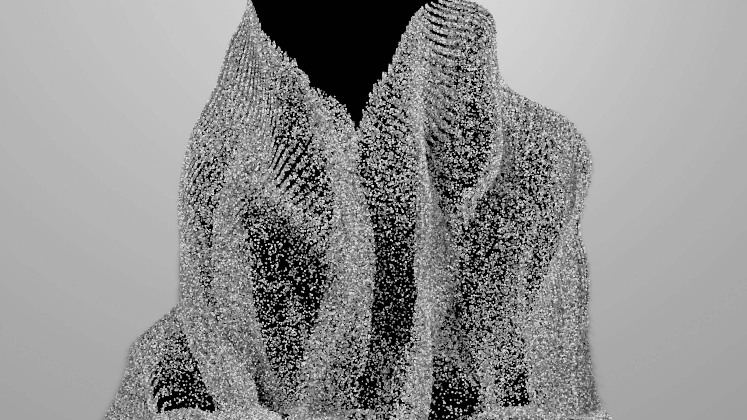 sand 3D effect mapping loops