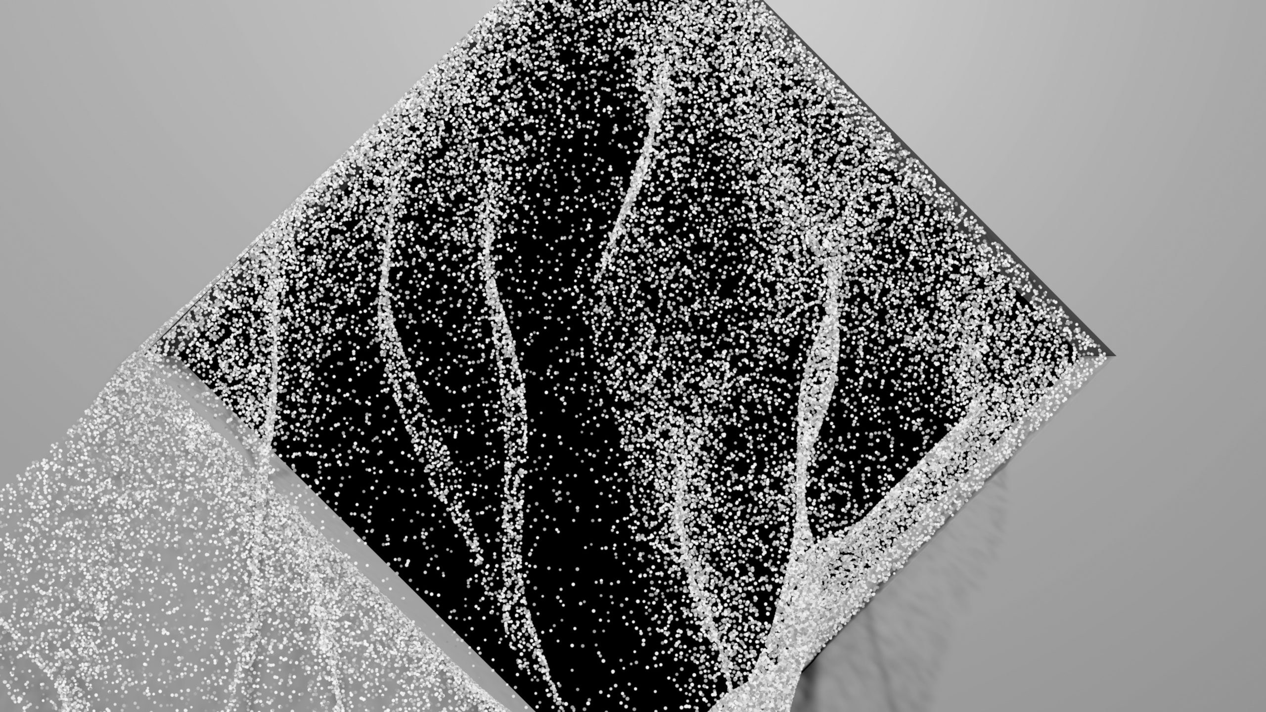 sand looped animation